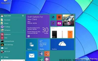 Microsoft annuncia Windows 10